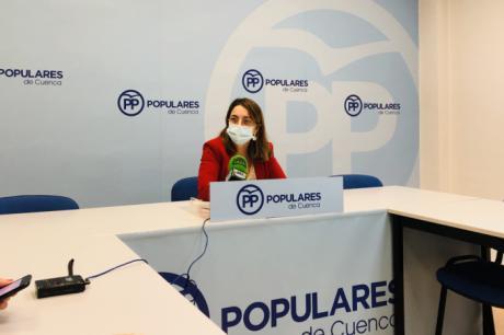 """Clara Plaza pide a la Junta que informe a los alcaldes sobre los positivos de coronavirus """"así podemos ayudarles y controlar mejor"""""""