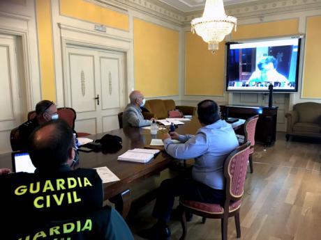 La Comisión de Asistencia al Subdelegado del Gobierno hace balance de la gestión anual de los organismos del Gobierno de España en Cuenca