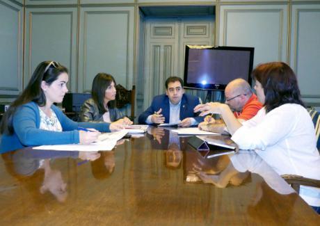 Diputación concede 72.000 euros en ayudas a Cáritas, Manos Unidas, Proyecto Hombre y Fundación Dr. Manuel Madrazo