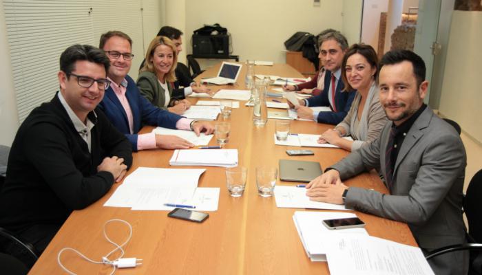 Mariscal asiste a la asamblea de alcaldes de las Ciudades Patrimonio de la Humanidad que se celebra en Córdoba