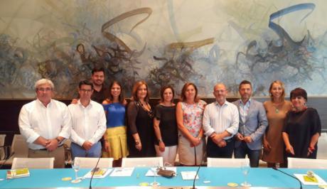 La concejal Marta Segarra asiste a la Comisión de Turismo de las Ciudades Patrimonio de la Humanidad de España