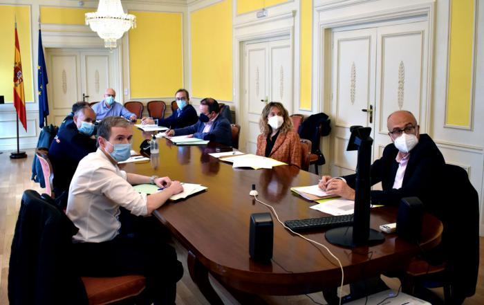La Subdelegación de Gobierno acoge la reunión de la Comisión Provincial de Seguimiento de Flujos Migratorios