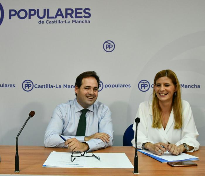 Núñez apuesta por un modelo de partido basado en la atención al afiliado, a la sociedad civil y en el contacto con el ciudadano a pie de calle