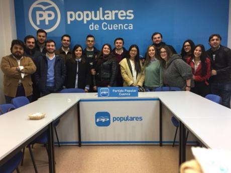 NNGG pondrá en marcha una 'Escuela de Verano' para que los jóvenes conozcan más y mejor la provincia de Cuenca