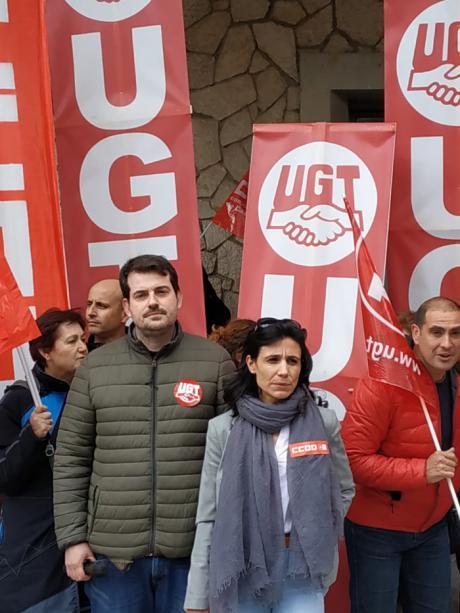 UGT Cuenca denuncia la subida de accidentes laborales con baja en la provincia a causa de la precariedad