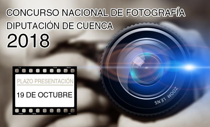 Diputación y AFOCU convocan una nueva edición del Concurso Nacional de Fotografía