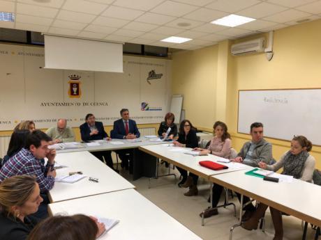 Mariscal preside la reunión del Consejo de Igualdad previa a la celebración del Día Internacional de la Mujer