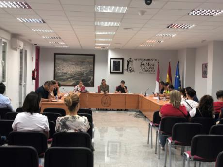 El Ayuntamiento de Mota y los Centros educativos participan en el primer Consejo Escolar de Localidad del Curso 2019/20