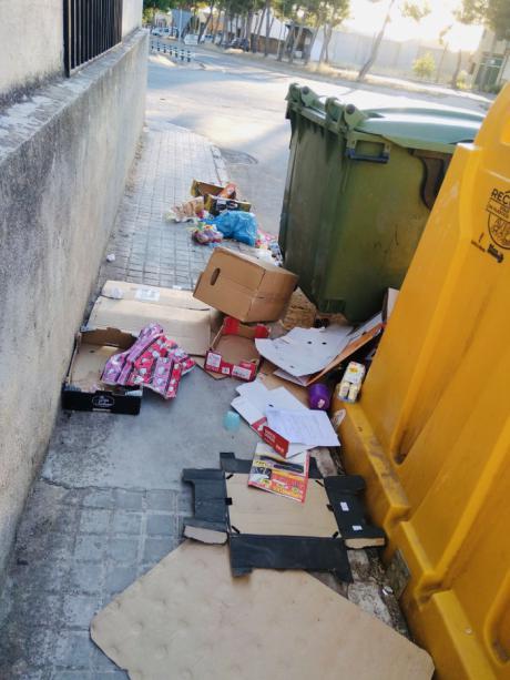El PP de Belmonte insiste en que es el Ayuntamiento quien debe gestionar el punto limpio y critica el oportunismo y el desconocimiento de Ciudadanos