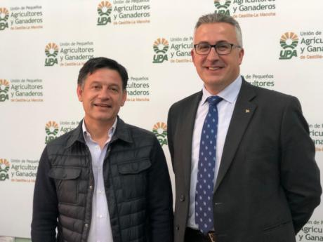 Un esfuerzo conjunto de Globalcaja y UPA para el bienestar y futuro del sector Agro