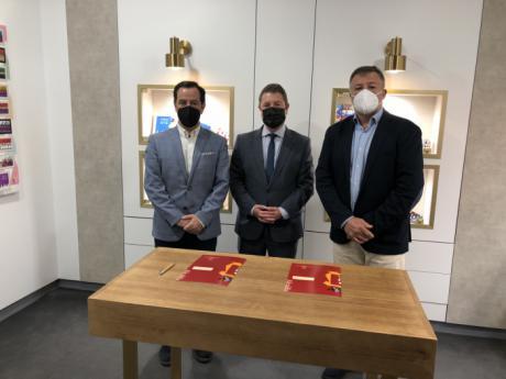 El Ayuntamiento aporta 15.000 euros para colaborar con la Junta de Cofradías en las actividades vinculadas a la Semana Santa