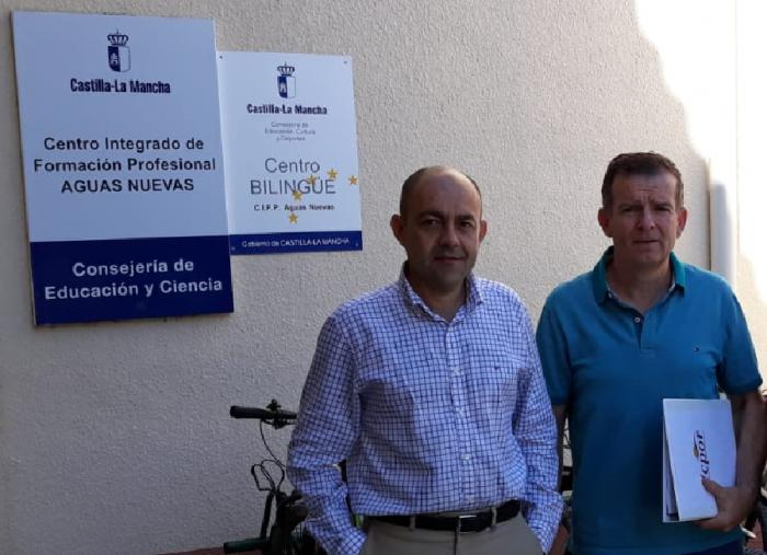 ICPOR promueve la formación y el empleo joven en Castilla-La Mancha