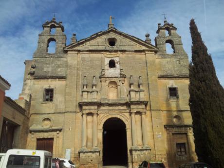 Sale a licitación la rehabilitación del Convento de Santo Domingo de Guzmán de Huete