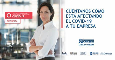 La Confederación de Empresarios detalla a las empresas las medidas extraordinarias para la protección del empleo