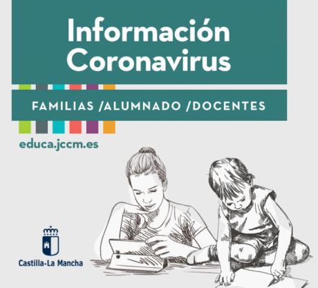 Se habilita en el Portal de Educación un nuevo espacio con información y consejos para el alumnado, docentes y familias