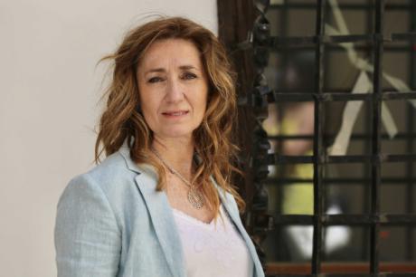 """Cristina Fuentes: """"Se han amparado en su mayoría absoluta, para dejar de gestionar todos aquellos problemas históricos de la ciudad"""
