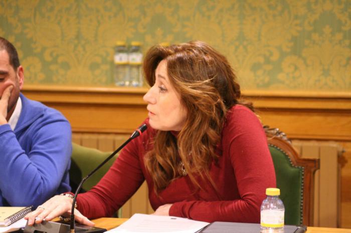 Cristina Fuentes, concejal de Ciudadanos en el Ayuntamiento de Cuenca