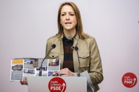 El PSOE de Castilla-La Mancha remitirá medio millón de folletos a más de un millón de ciudadanos explicando la gestión del presidente García-Page