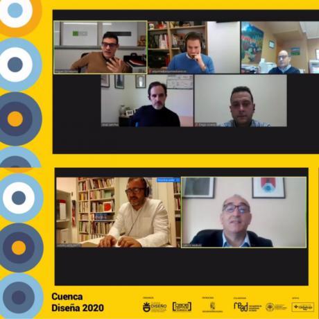Éxito de las jornadas de Cuenca Diseña en las que han participado más de un centenar de profesionales y empresas