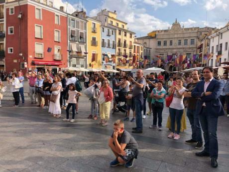 Alta participación y la buena acogida de las novedades de 'Cuenca Histórica'