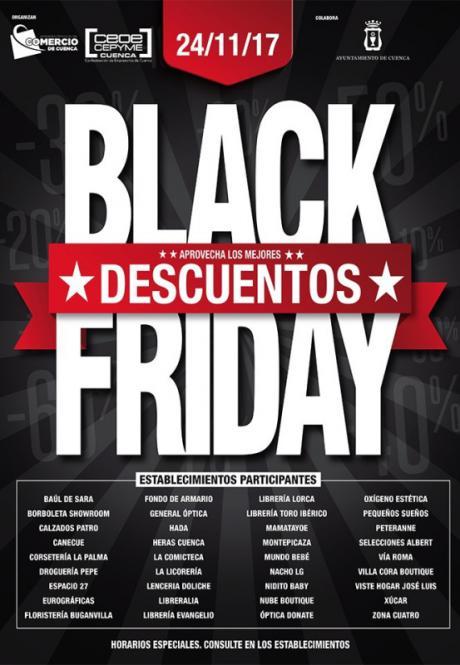 La Asociación de Comercio se suma un año más al Black Friday para activar las compras