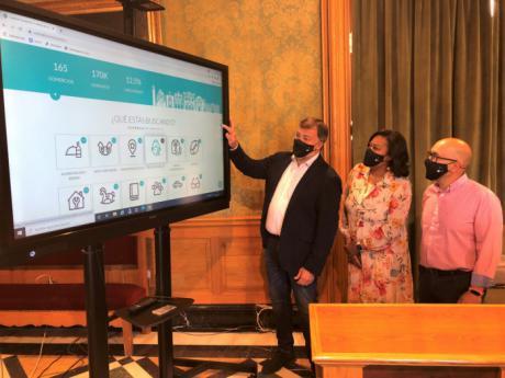 Se pone en marcha el portal web 'Cuenca es comercio' para revitalizar el sector y potenciar el comercio local
