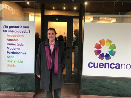 A buen ritmo, la recogida de avales de 'Cuenca nos une'
