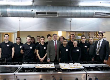 Mariscal muestra su satisfacción por la concesión de un proyecto para Empleo Juvenil