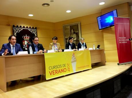 Prieto destaca la calidad y diversidad de los cursos de verano de la UCLM