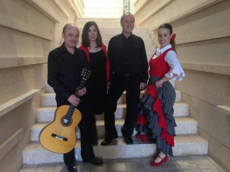 Paco Díez y Raúl Olivar presentan este martes en Cuenca su espectáculo musical 'Esencias de Sefarad'