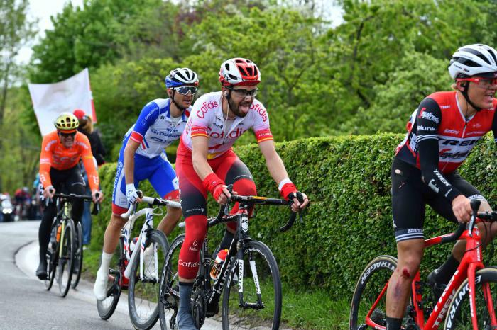 Jesús Herrada se adjudica el Tour de Luxemburgo con doblete en última etapa