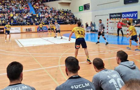 El Liberbank Cuenca despide la liga con una derrota ante el Bidasoa Irún (27-21)