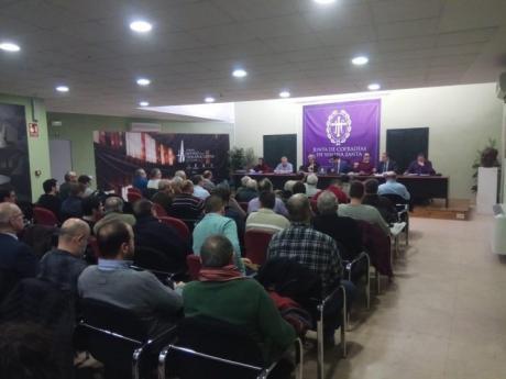 La Junta de Cofradías celebrará de nuevo Junta General Electoral el 11 de junio ante la ausencia de candidaturas