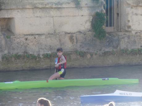 El Club Piragüismo Cuenca con Carácter suma un nuevo tercer puesto en la Heptalonvirus Canoe Home Series