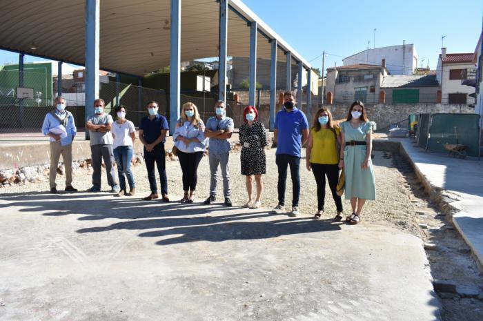 125.000 euros para la construcción de un gimnasio en el colegio de Almonacid del Marquesado