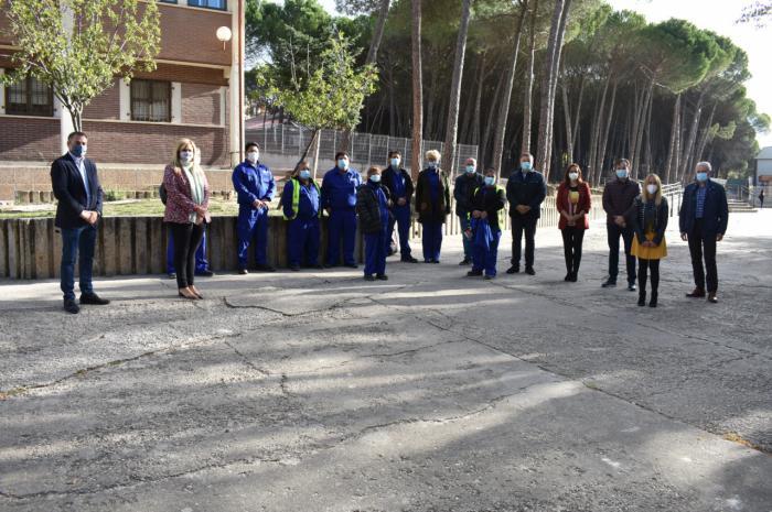 Junta y Ayuntamiento ponen en marcha el programa RECUAL que realizará actuaciones en los centros educativos de infantil y primaria