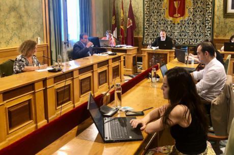 Dolz afirma que el Ayuntamiento tiene en marcha obras de mantenimiento urbano por valor de ocho millones de euros
