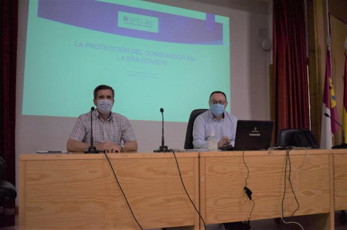 El Servicio Público de Consumo de la Junta en Cuenca ha atendido 1.447 consultas durante el estado de alarma