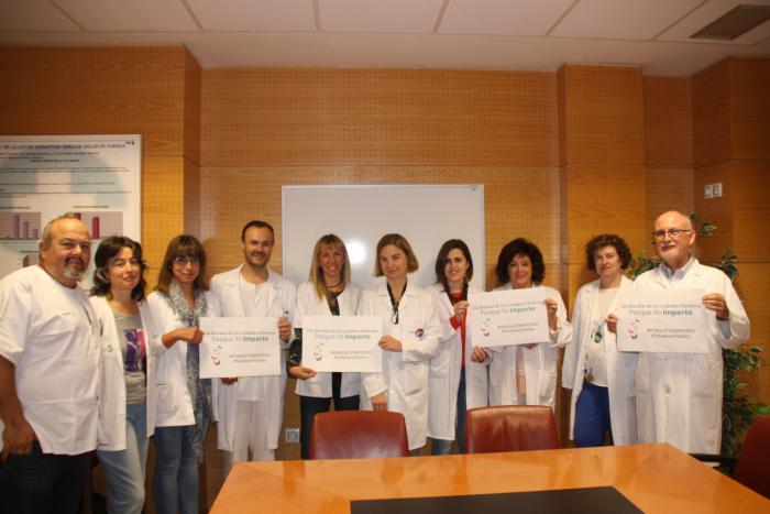 Las Unidades de Cuidados Paliativos de Cuenca han realizado más de un millar de visitas a pacientes oncológicos en sus domicilios