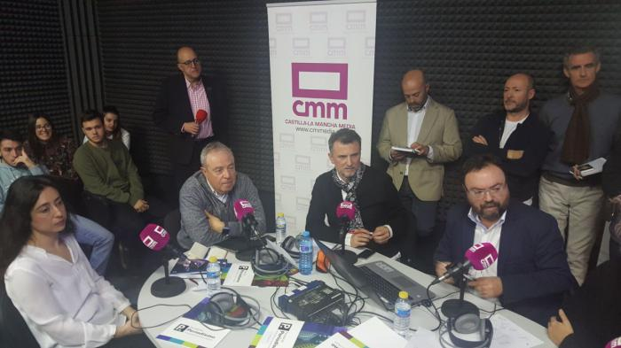 Grandes comunicadores de España animan a los estudiantes de Periodismo a apostar por la radio