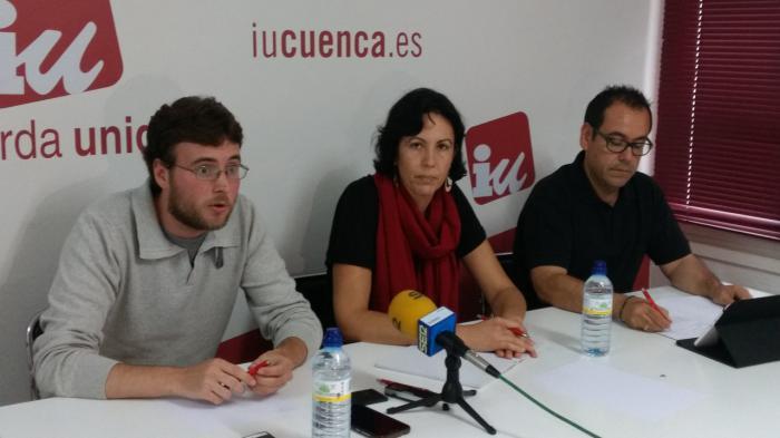 IU pide a la Junta medidas 'valientes' para cerrar el trasvase Tajo-Segura