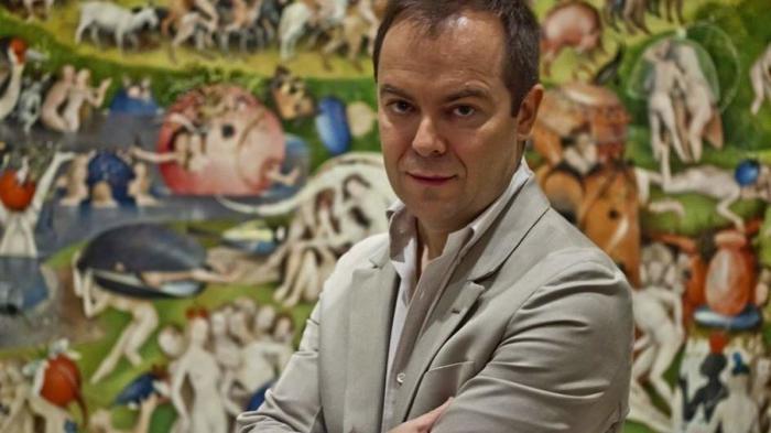 El premio Planeta 2017, Javier Sierra, la entrevista más escuchada de la Radio de Castilla-La Mancha