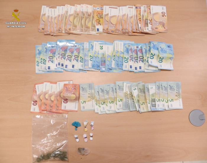 Detenido por traficar con drogas en la fiesta 'yeyé' de Tarancón