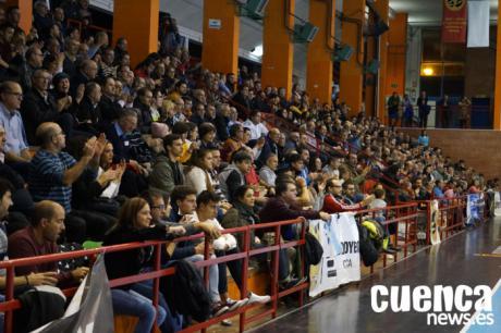ES-PEC-TA-CU-LAR: ¡Agotadas las entradas para acompañar al Liberbank Cuenca a Oporto!