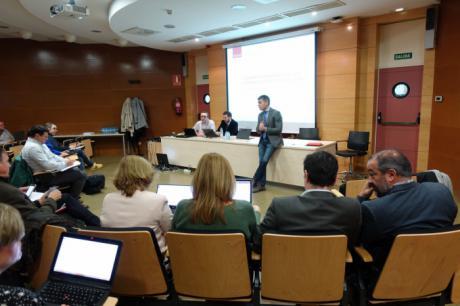 La Comisión de Estrategia analiza las últimas versiones del marco de financiación y contrato programa