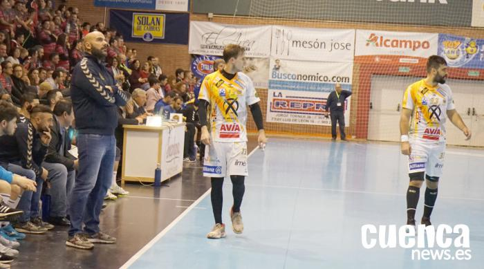 El Liberbank Cuenca, muy mermado de efectivos, visita al potente Nimes en la Copa EHF