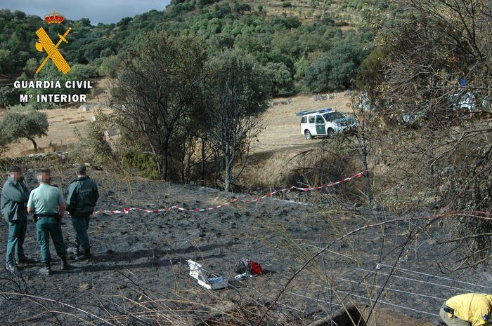 La Guardia Civil de Toledo ha intervenido en 36 incendios durante este año 2020