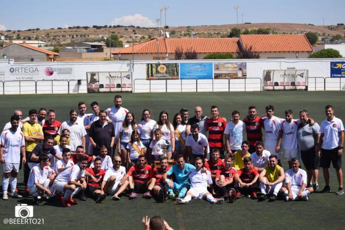 La Unión Deportiva Mota del Cuervo se lleva una vez más el trofeo San Agustín