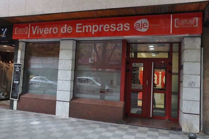Vivero de Empresas de AJE Cuenca