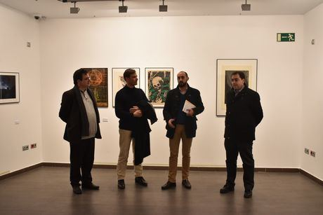 La UCLM acoge en Cuenca la exposición 'Carmo, Chiado and the apparitions and Faust'